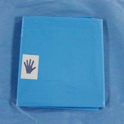 기본 의료용 드레이프 비뇨기 일회용 수술용 접착식 드레이프
