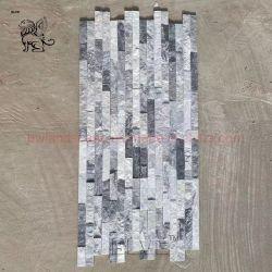 블베 무료 샘플 대리석 슬랩 및 바닥 타일 네이처 판다 흰색 대리석 빅 슬랩 문화 스톤