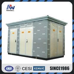 Yb 15кв для сборных компактный трансформатор подстанции киоск