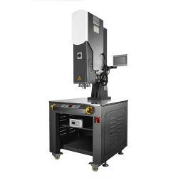 Semi-automatische luchtkoeling verticale ultrasone kunststof lasmachine met CE En ISO