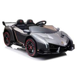 Lamborghini de licencia de mejor venta de niños Los niños viajen en coche eléctrico en los juguetes