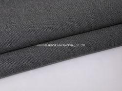Two-Tone (blanco y gris) de tejido de Trapo Industrial (03)