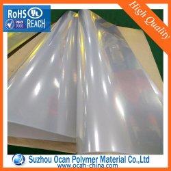 Caixa dobrável película rígida de PVC transparente Calandra 500mircon filme de PVC