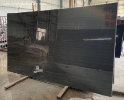Marmo di legno bianco/grigio/beige di fantasia della Cina quarzite/del granito delle lastre del nero della vena per la parete interna del pavimento del controsoffitto tagliata per graduare le mattonelle secondo la misura