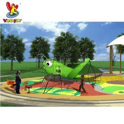 Strumentazione esterna del campo da giuoco della trasparenza del giocattolo dei capretti della plastica del parco di divertimenti