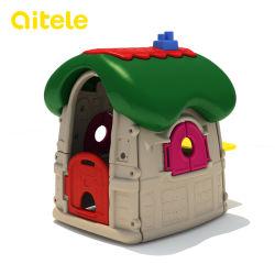 屋内用子供用プラスチックおもちゃのプレイハウス( PT-006 )