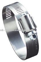 Le collier de flexible de type américain 14,2 mm de largeur de bande