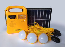 مصباح LED صغير الحجم بقدرة 5 واط لتوفير الطاقة الشمسية مزود بمصباح LED 3 مصابيح LED للحواسيب الشخصية/مصباح الكشاف/مصباح القراءة للمنزل/للأطفال بالخارج الإضاءة