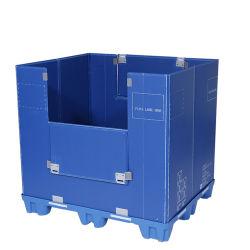 포장용 경량 맞춤형 플라스틱 팔레트 컨테이너