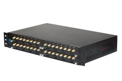 32 canales de la terminación de llamadas VoIP GSM Gateway UC2000-Vg-32G