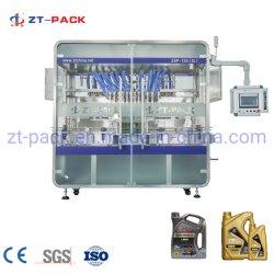 Автоматическая заправка масла машины для смазки двигателя тормоз двигателя автомобиля с бензиновым двигателем расширительного бачка цилиндра экструдера упаковочные линии Механизма