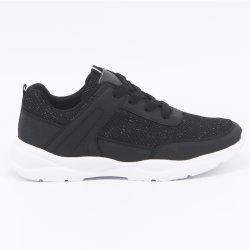Mejores zapatos atléticos casual para damas calzado Sparkle 2020