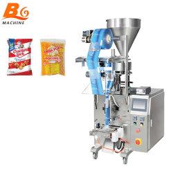 Automatic Vertical /Food/Snack/Beans/ Grain/Rice/Buts/Peanut/Sugar/Beans/Salt/Granule/Coffee Volumetric falالتعبئة التغليف ماكينة منع تسرب التعبئة