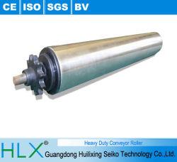 Rodillo transportador de gravedad flexible en Hlx