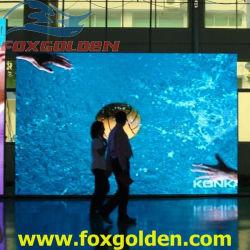 HD TV en color de pared de vídeo LED SMD para interiores P5 Pantalla de LED