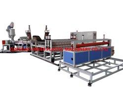 PVC/Pet/PC ورقة السقف المموج الطرد آلات الإنتاج خط الإنتاج