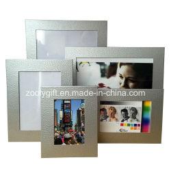 Papel artístico texturizado prateadas Photo Frame Molduras Oferta Promocional