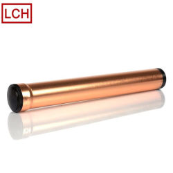 Partie d'usinage CNC aluminium métal Tube Cigare personnalisés
