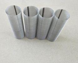 Elemento filtrante della saldatura dell'acciaio inossidabile