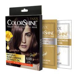 La nuova promozione 10 minuti digiuna crema 25ml*2 di colore dei capelli della tintura