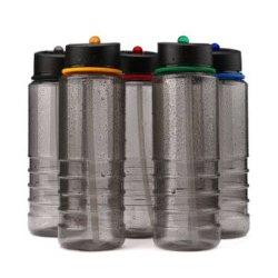 Спорт увлажнение соломы бутылка воды на велосипеде в поход на велосипеде