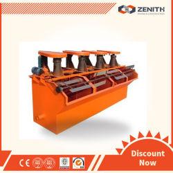 El Zenith de la planta de procesamiento de oro de alta eficiencia