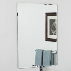 Miroir mural décoratif 4mm5mm 6mm, miroir argenté Peinture Fenzi d'occasion