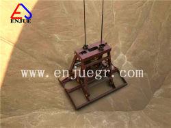 油圧無線のリモコンの開始グラブのバケツのクラムシェルの単一行ホック
