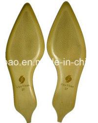 Zapatos de suelas de zapato suelas lámina de goma