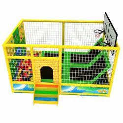 Игровая площадка для установки внутри помещений новейших крытый современный тренажерный зал батут парк с пеной смолой