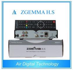 Nouveau DVB-S2 du récepteur satellite Zgemma H. S AVEC Mirco Carte SD