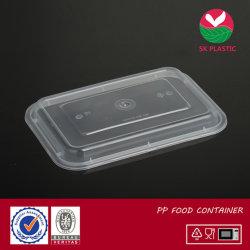 Tapa del recipiente de Comida de plástico (868 & 888 tapa)