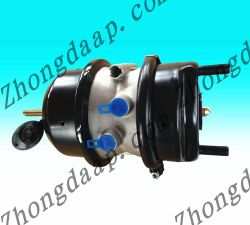 Doble Disco de freno de resorte del diafragma cámara T1624 B013.