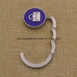 Promoção Dons Saco de dobragem de esmalte de metal do Gancho de foguetes