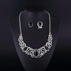 Imitação de moda jóias Colar Onyx Preto Definido