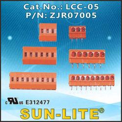 موصلات الأسلاك LCC، كتل طرفية؛ LCC-05
