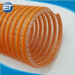 Спиральная ПВХ гибкие всасывающий шланг с высоким качеством