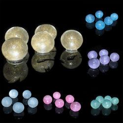 Peça de Casamento do solo de cristal geléia de decoração vaso bola cintilante de enchimento de cordões de Água