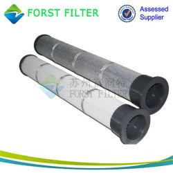 Forst 먼지 정전기 방지 필터 플레이트형 백 처리