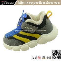 Loopschoenen ex-9108 van de Sport van de Groothandelsprijs van het Schoeisel van de Douane van jonge geitjes Populaire