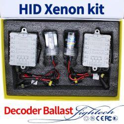 隠されたキセノンのバラスト45W AC細いデジタルD1s D2sはバラスト35Wブロックの点火の電子バラストによって隠された球根を隠した