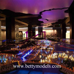 Het architecturale Model van de Planning met Multimedia die het Systeem van de Controle aansteken (BM-0022)