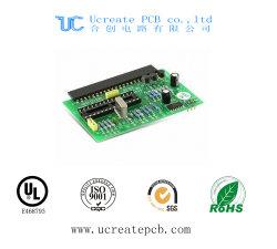 Prix compétitif PCB pour chargeur mobile avec le vert Masque de soudure