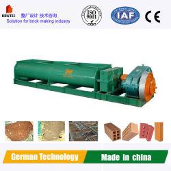 Lehm-Mischer für den Ziegelstein, der Maschinerie herstellt
