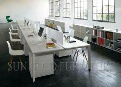 Espace ouvert Desking Table système/station de travail de bureau avec écran Partition (SZ-WS052)