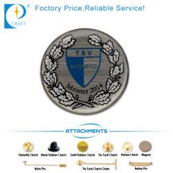 Tsv значок печати в цвет металлик из Китая