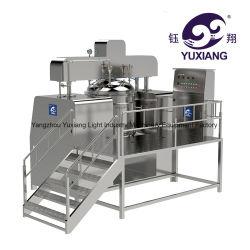 300L真空の機械を作る均質化のクリーム色の乳化剤のミキサーのマヨネーズ