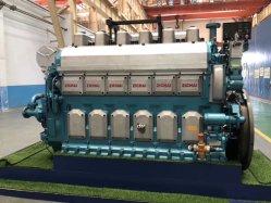 محرك ديزل البحري Yanmar 8n330-EW/4500HP/3310kw