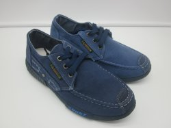 Mode décontracté toile Jeans hommes chaussures Chaussures de sport