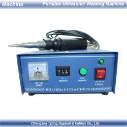 Ultra-portátil de soldar por pontos de Soldadura Eléctrica de posicionamento de tecido a máquina